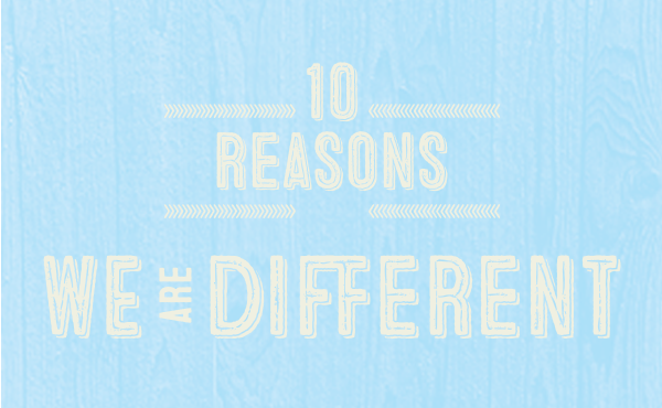 Mount Carmel Bible School: 10 Reasons We're Different